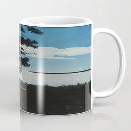 SHADOW BY THE LAKE Coffee Mug