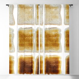 How Do You Like Your Toast Done Blackout Curtain