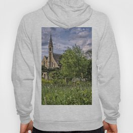 The Church at Clifton Hampden Hoody
