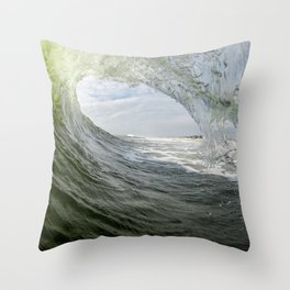 Free Your Soul Throw Pillow