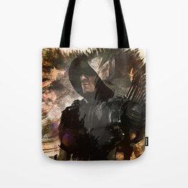 Starling City Vigilante - ARROW Tote Bag