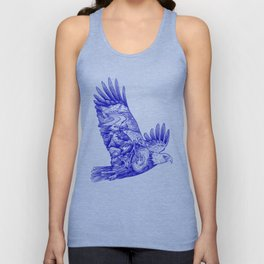 Eagle Rider Unisex Tank Top