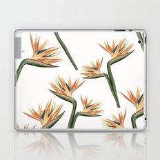 Birds of Paradise Flowers 2 Laptop & iPad Skin