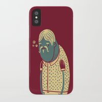 drunk iPhone & iPod Cases featuring Drunk by Renato Klieger Gennari
