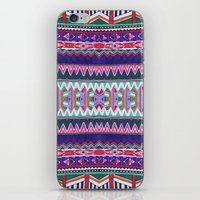 folk iPhone & iPod Skins featuring FOLK by Vasare Nar