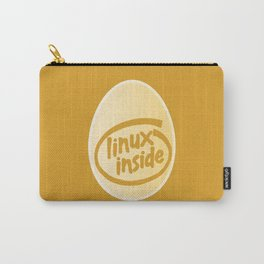 LINUX INSIDE  Carry-All Pouch