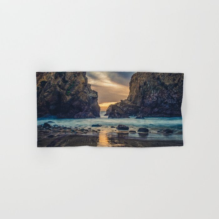 Touch of the Sea Hand & Bath Towel
