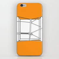 drums iPhone & iPod Skins featuring Drums by VASH