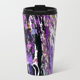 HORSE WILD AND PRETTY OIL PAINTNG Travel Mug