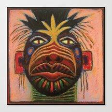 Medicine Mask I Canvas Print