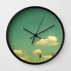 GO Wall Clock