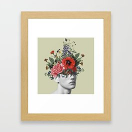 The one I love ... Framed Art Print