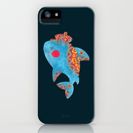 The Strong Shark iPhone Case