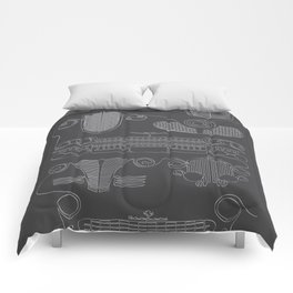 Classic Grills Comforters