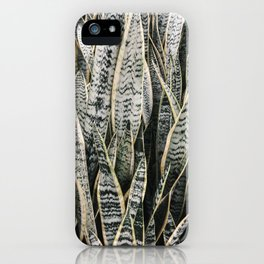Plant Photography Tropical Exotic Plants Snake Tongue Beauty Wild Nature iPhone Case