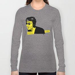musicstrokes_lennon Long Sleeve T-shirt