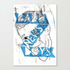 BADD NEWS BOYS number 4 Canvas Print