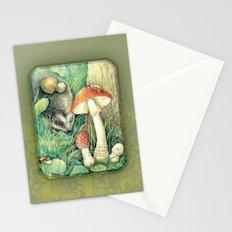 Mushrooms Stationery Cards