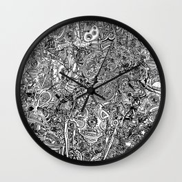 Imagenagerie Wall Clock