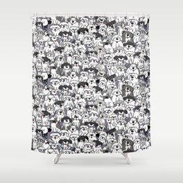 Original Sheepdogs On Watch Shower Curtain