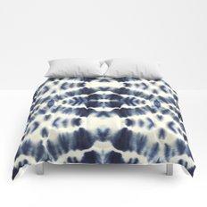 BOHEMIAN INDIGO BLUE Comforters