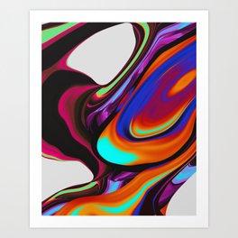 Yazu Art Print