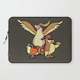 Pokémon - Number 16, 17 & 18 Laptop Sleeve