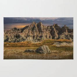 Badlands National Park Rug