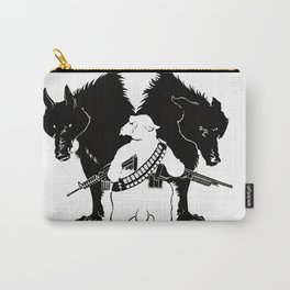 Democracy vs Liberty Carry-All Pouch