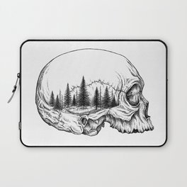 SKULL/FOREST Laptop Sleeve
