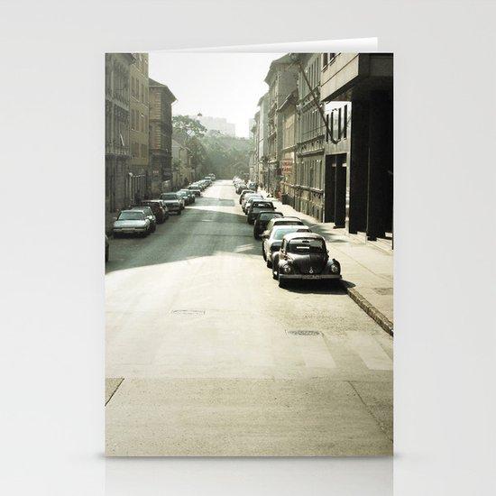 Vienna, Vienne Stationery Cards