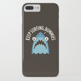 Great White Snark iPhone Case
