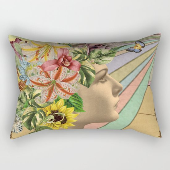 FLO Rectangular Pillow