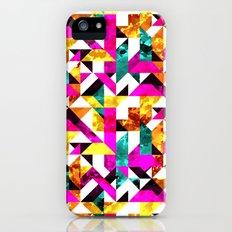 Textural Aztec Geometric  Slim Case iPhone (5, 5s)