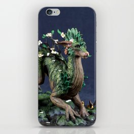 The Spring Tree Dragon iPhone Skin