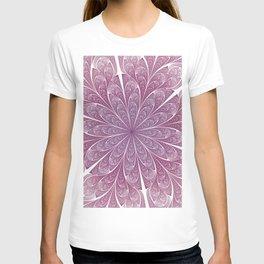 Pink Swirls T-shirt