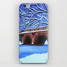 Stone bridge 2 iPhone & iPod Skin