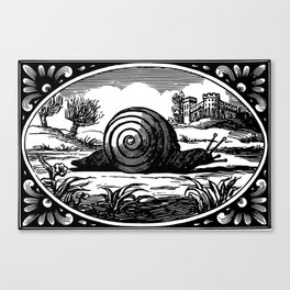 Divine emblems, or Temporal things spiritualized 1867 Canvas Print