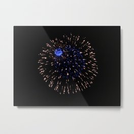 Fireworks 21 Metal Print