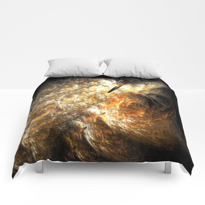 Chaotic Sence   (A7 B0184) Comforters