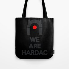 WE ARE HARDAC Tote Bag