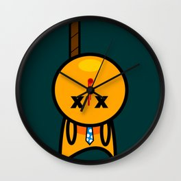 Hanged Wall Clock