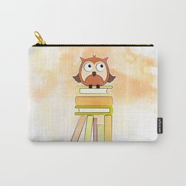 OWL READS Carry-All Pouch