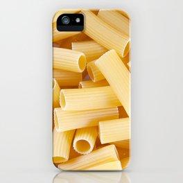 Rigatoni iPhone Case