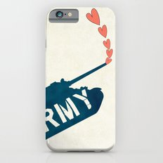 The Love Army Slim Case iPhone 6s