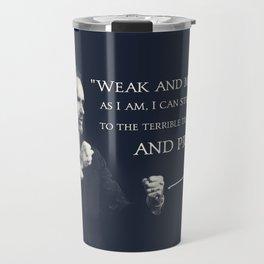 Still Stand Up Travel Mug