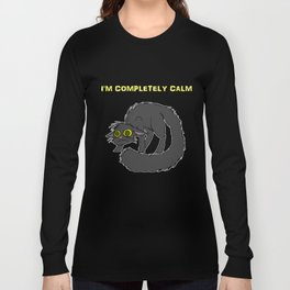 Completely Calm Long Sleeve T-shirt