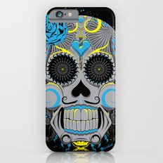 Diabolic Sugar Skull iPhone 6s Slim Case