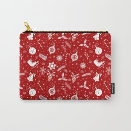 It's Christmas Time 2 Carry-All Pouch