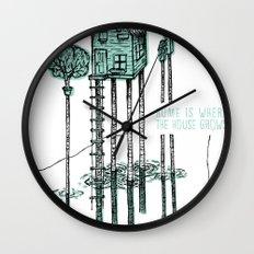 Home - ANALOG zine Wall Clock